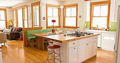 厨房风水禁忌要避开 别让财运健康受影响!