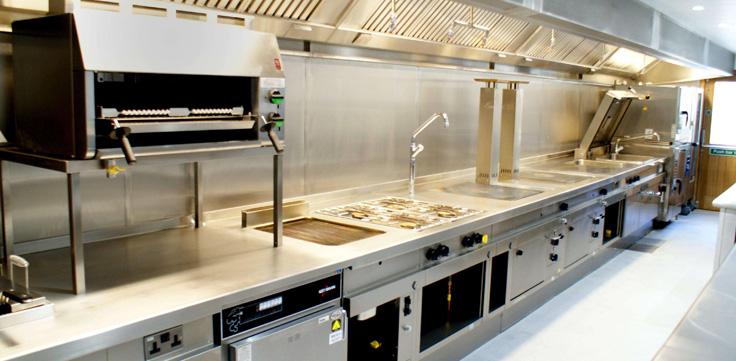 国家电网公司厨房设备案例