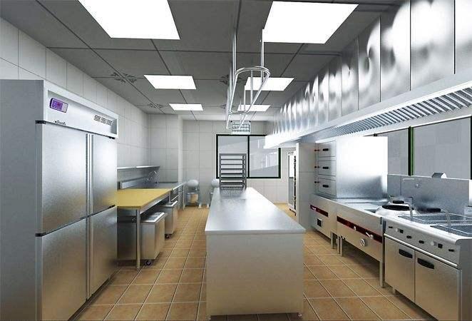 如何将厨房的空间发挥的淋漓尽致