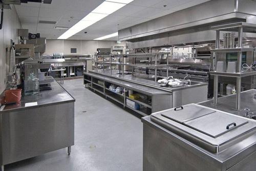 商用厨房灶具的演变过程