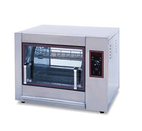 旋转式电烤炉