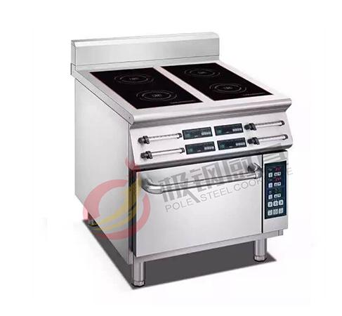 电磁煲仔炉连下储物柜